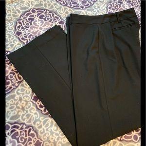 Black Alfini Pants